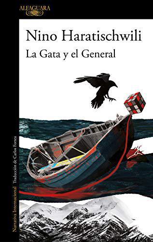 Portada del libro La Gata y el General