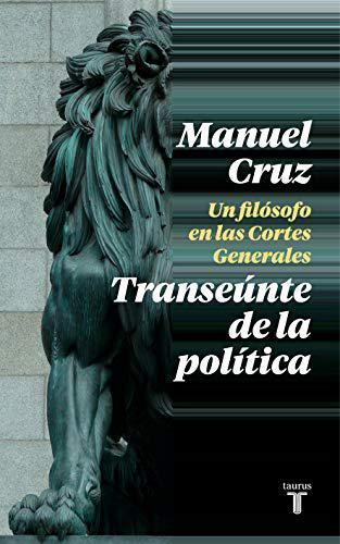 Portada del libro Transeúnte de la política