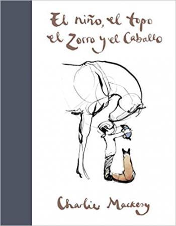 Portada del libro El niño, el topo, el zorro y el caballo