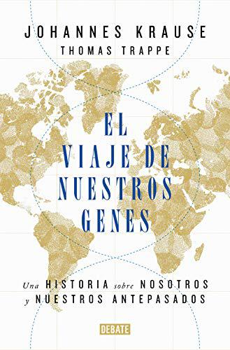 Portada del libro El viaje de nuestros genes