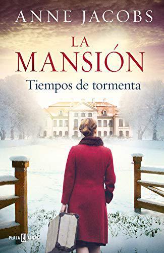 Portada del libro La mansión. Tiempos de tormenta