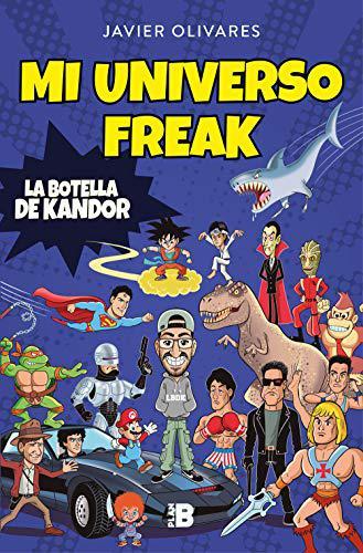 Portada del libro Mi universo freak