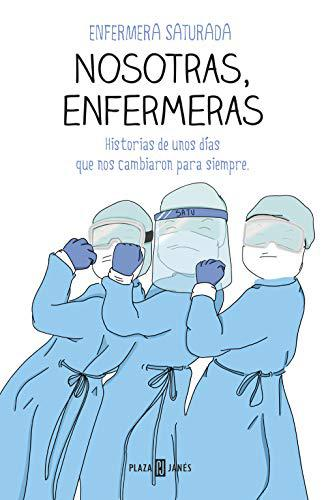 Portada del libro Nosotras, enfermeras