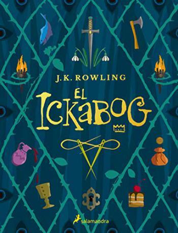Portada del libro El Ickabog