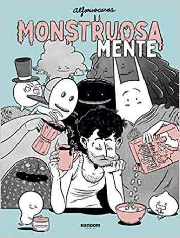 Portada del libro MonstruosaMente