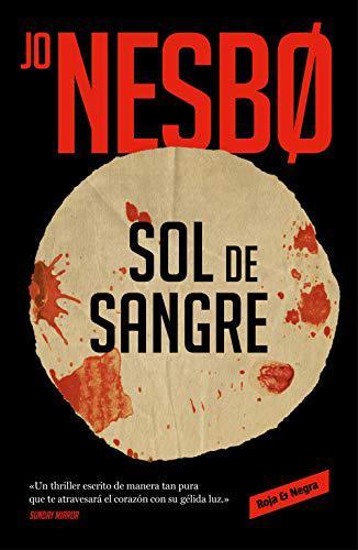 Portada del libro Sol de sangre (Sicarios de Oslo 2)