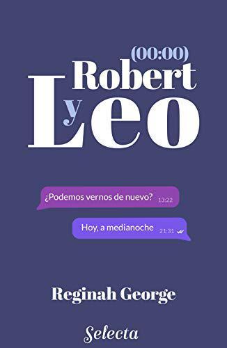 Portada del libro Leo y Robert 00:00. Libro 3 (Leo y Robert 3)