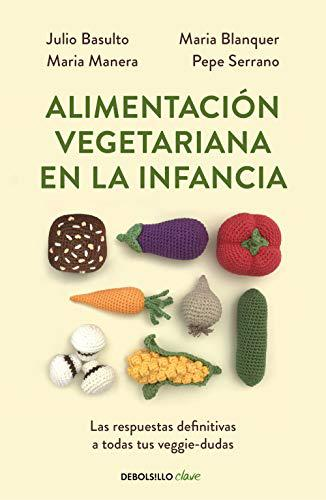 Portada del libro Alimentación vegetariana en la infancia