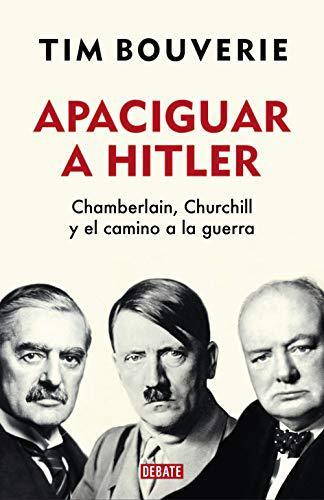 Portada del libro Apaciguar a Hitler