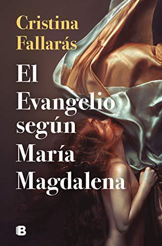Portada del libro El evangelio según María Magdalena