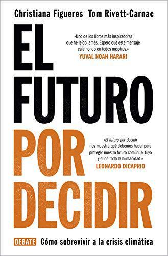 Portada del libro El futuro por decidir