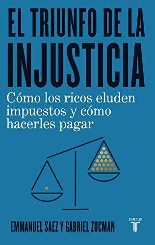 Portada del libro El triunfo de la injusticia