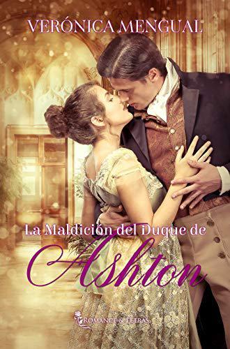 Portada del libro La maldición del Duque de Ashton