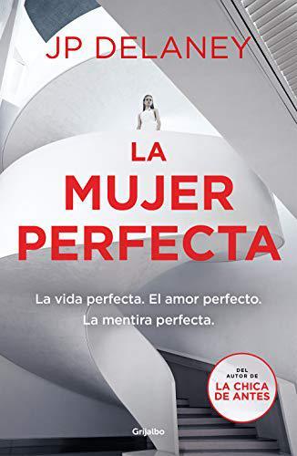 Portada del libro La mujer perfecta