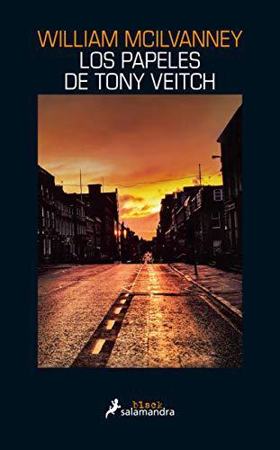 Portada del libro Los papeles de Tony Veitch