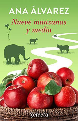 Portada del libro Nueve manzanas y media (Historias de cine 2)