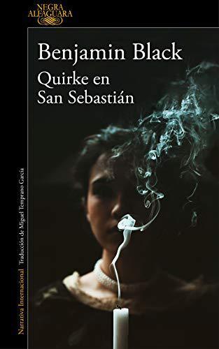 Portada del libro Quirke en San Sebastián