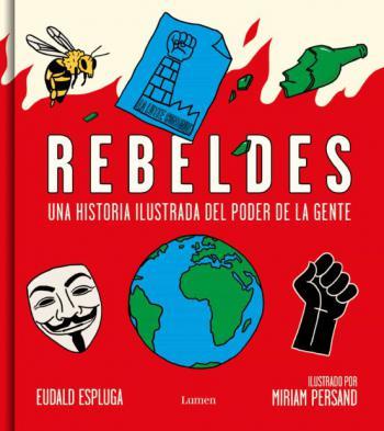 Portada del libro Rebeldes