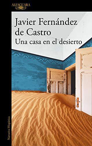 Portada del libro Una casa en el desierto