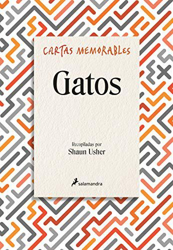 Portada del libro Cartas memorables: Gatos