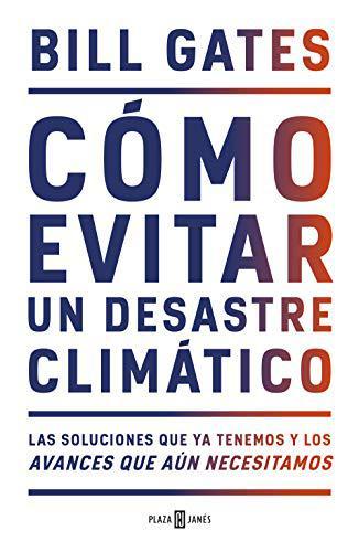 Portada del libro Cómo evitar un desastre climático
