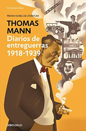 Portada del libro Diarios de entreguerras 1918-1939
