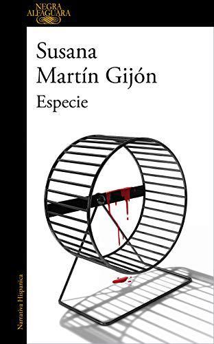 Portada del libro Especie (Inspectora Camino Vargas 2)