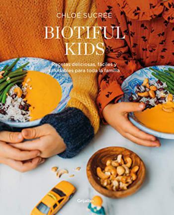 Portada del libro Biotiful Kids