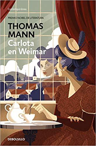 Portada del libro Carlota en Weimar