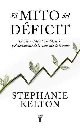 Portada del libro El mito del déficit