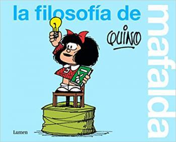 Portada del libro La filosofía de Mafalda