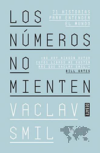 Portada del libro Los números no mienten