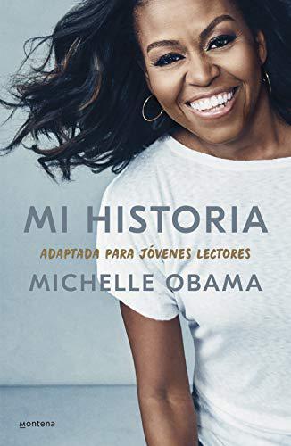 Portada del libro Mi historia, adaptada para jóvenes lectores