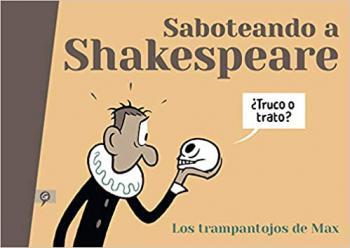 Portada del libro Saboteando a Shakespeare