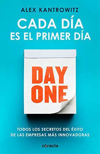Portada del libro Cada día es el primer día