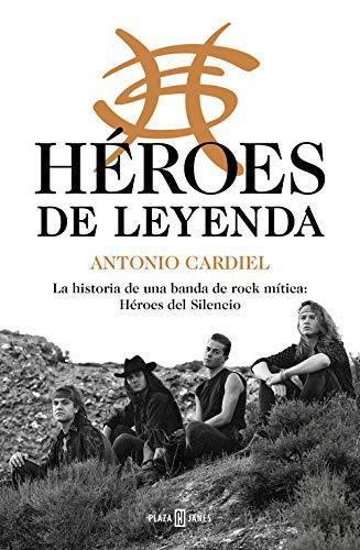 Portada del libro Héroes de leyenda