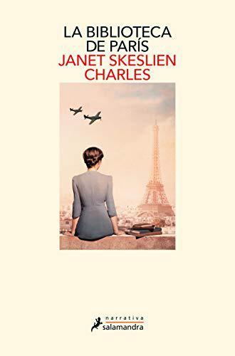 Portada del libro La biblioteca de París