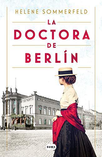 Portada del libro La doctora de Berlín