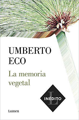 Portada del libro La memoria vegetal