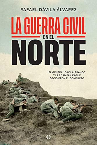 Portada del libro La Guerra Civil en el norte