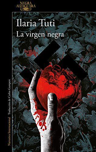 Portada del libro La virgen negra