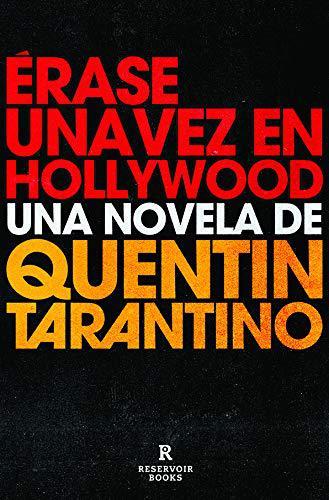 Portada del libro Érase una vez en Hollywood