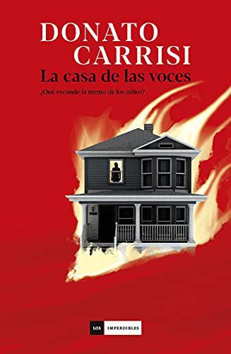 Portada del libro La casa de las voces