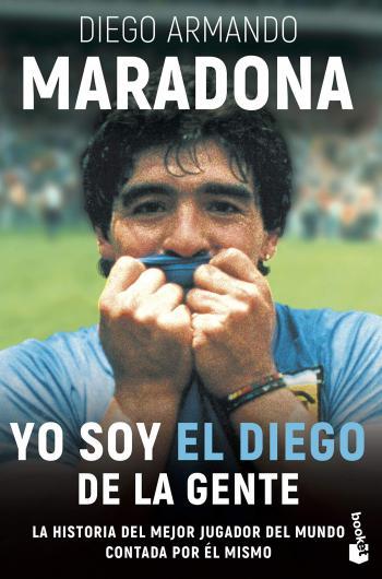 Portada del libro Yo soy el Diego
