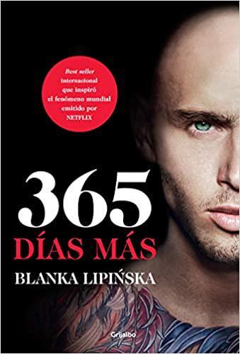 Portada del libro 365 días más