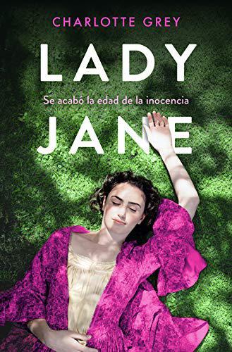 Portada del libro Lady Jane
